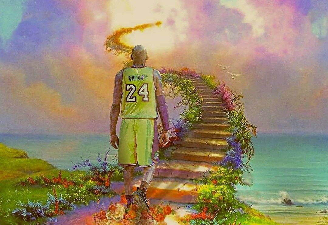 Kobe Bryant Art Canvas Art Painting Kobe Art
