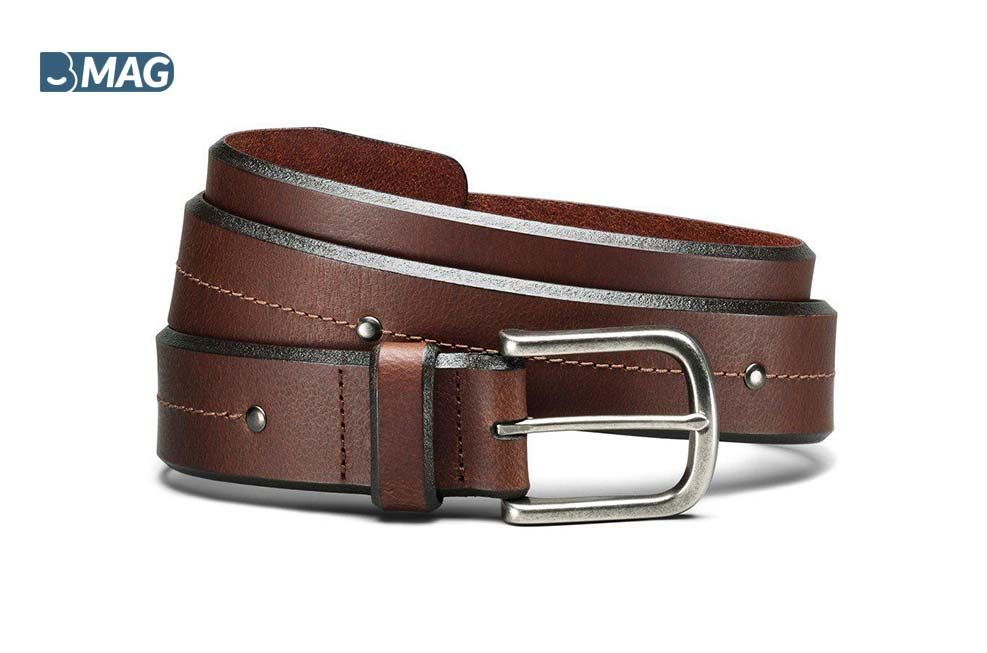 Allen Edmonds Mens Western Ave Belt