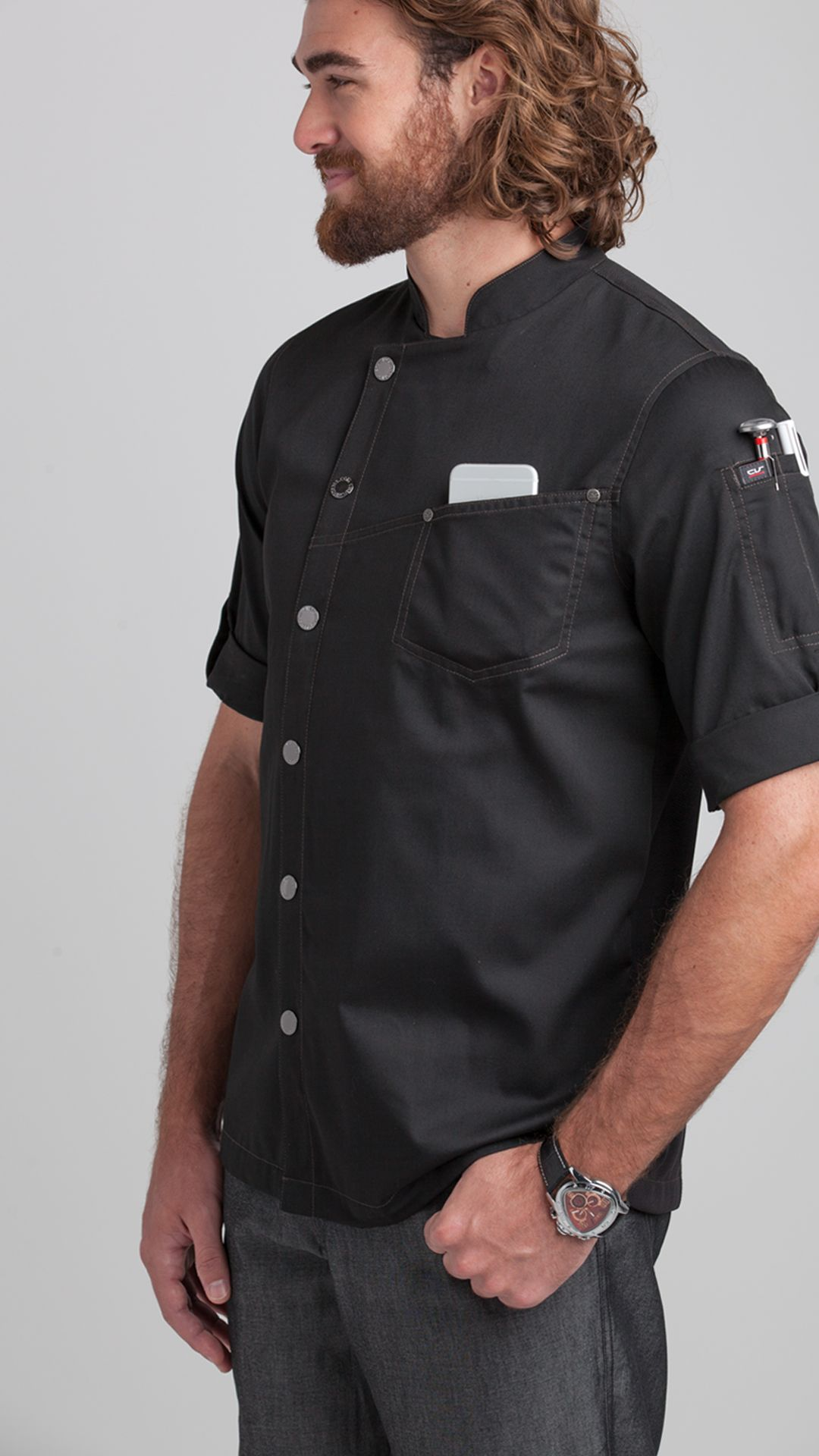Fresh ready for the kitchen chefuniforms chefcoats