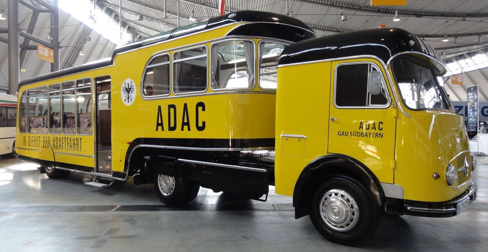 OG | #ADAC Südbayern | Mercedes-Benz LKW | Das Auto | Pinterest ...