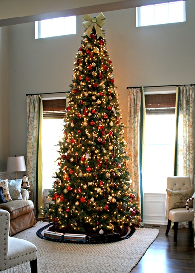 ive always wanted a 15 or 20 foot christmas treei finally have the space to have one