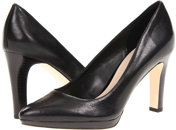 b80e9056229 Franco Sarto - Landry (Black Leather) - Footwear