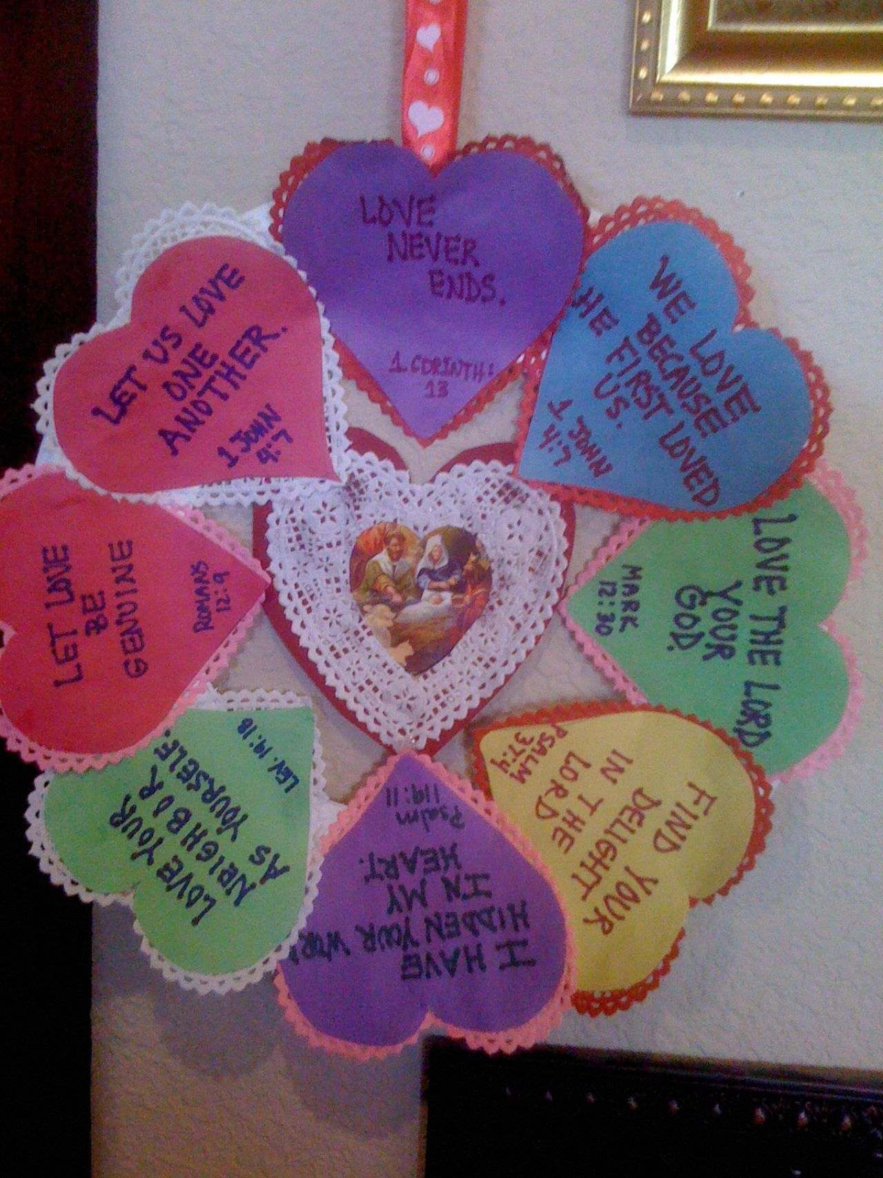 11 most creative christian valentines day gallery - Christian Valentine Crafts