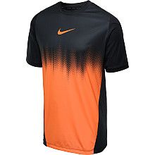 NIKE Men s Amplify Faded Short-Sleeve Soccer Shirt  315746a4c