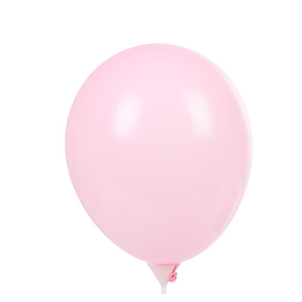 Ballon De Baudruche Rose Ballon Baudruche Ballon Gonflable Ballon