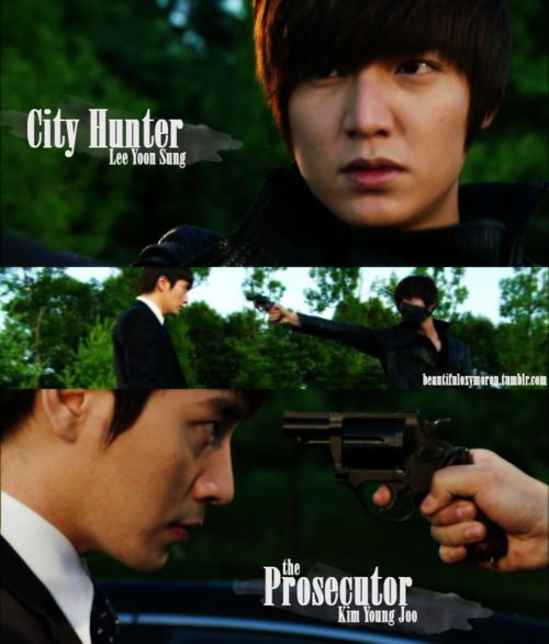 City Hunter! Eek! I Loved This So Much--the Drama, The