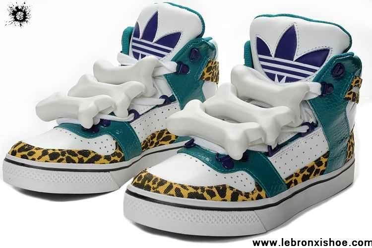 Buy 2013 New Adidas X Jeremy Scott Bones Shoes Casual shoes Store