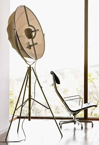 Fortuny Floor Lamp