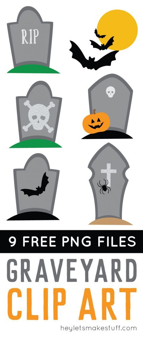 rest in peace download these haunted graveyard clip art files nine rh pinterest com graveyard clipart free scary graveyard clipart