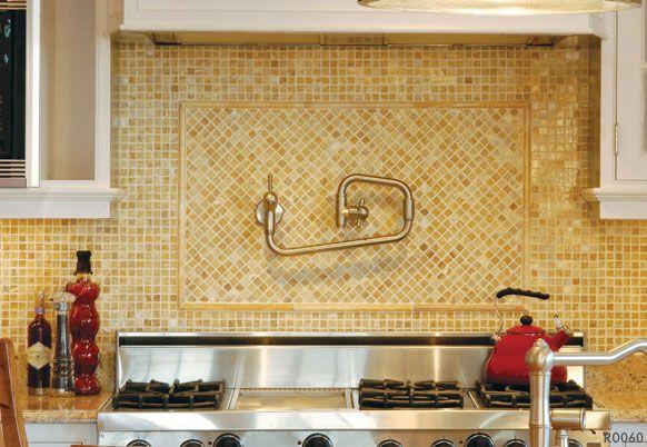 Honey Onyx Backsplash Mosaic Tile Whole Outlet New Jersey