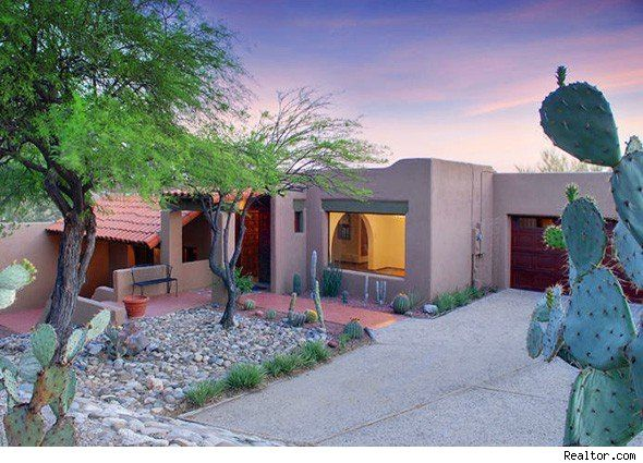 More pictures of this Tucson hideaway, and the rest of our open houses of the week http://aol.it/KQXYKd