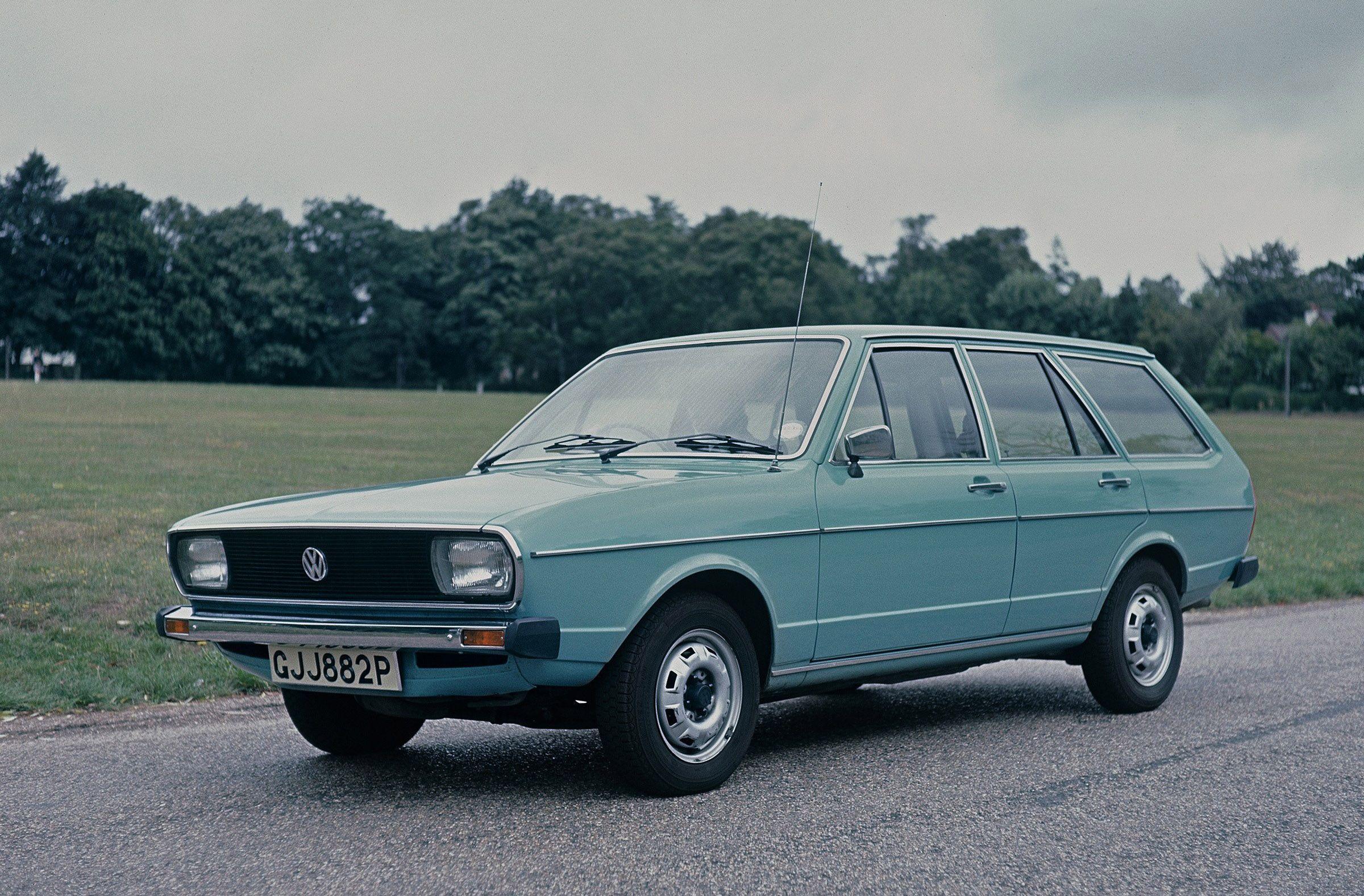 VW Passat Wagon 1974