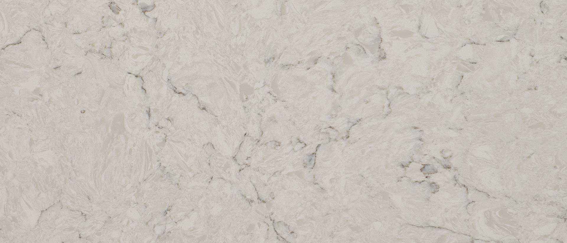 Carrara Mist Slab Quartz Group 3 Quartz Kitchen