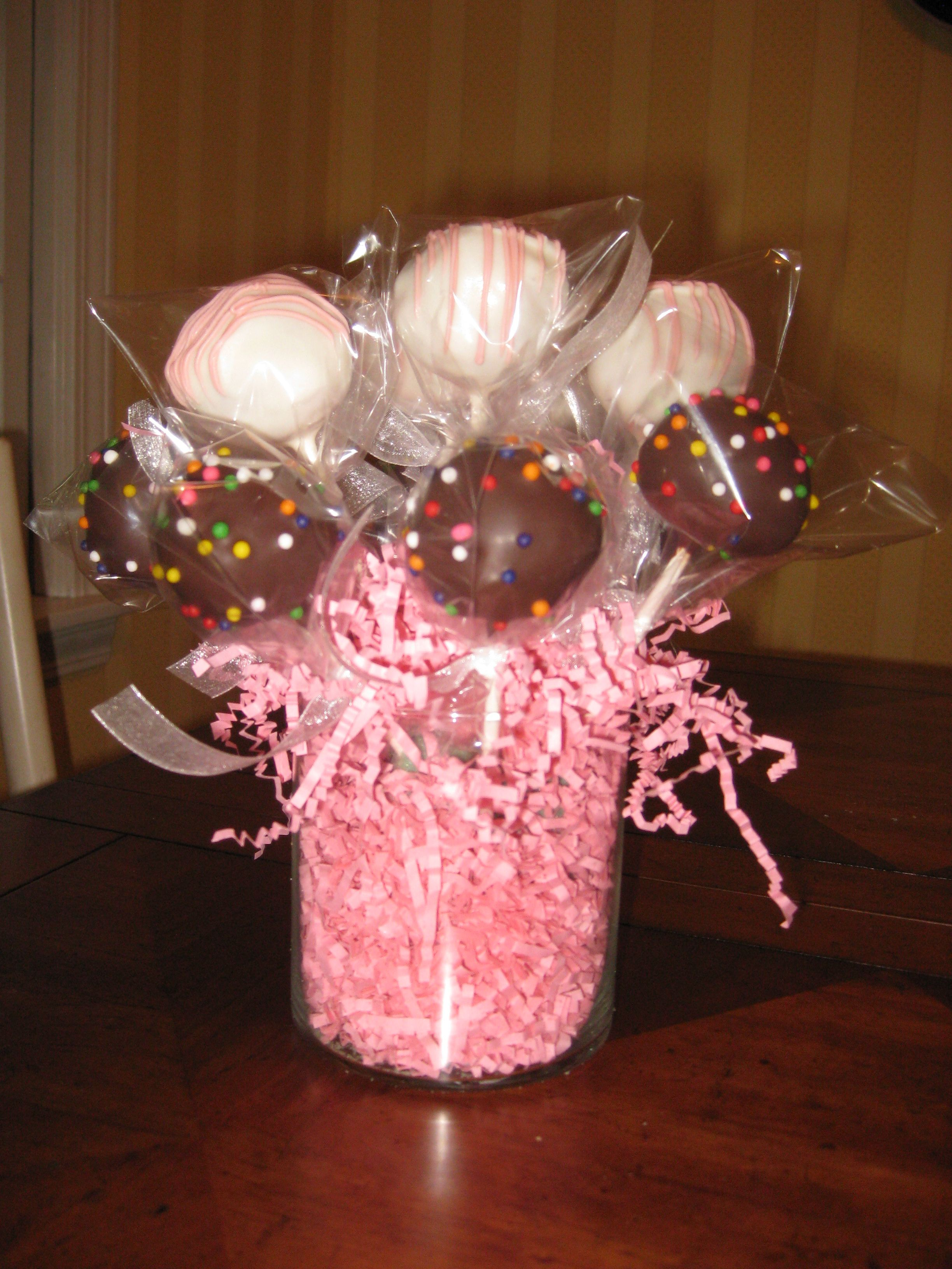 Healthy Cake Pops Niomi Smart