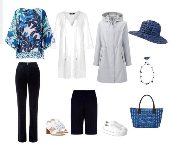 Holiday wardrobe suggestions. Style and fashion advice for women over 50 http://www.chicatanyage.com