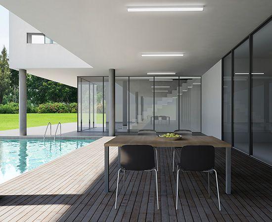 wall ceiling luminaires ride new molto luce leuchten b roleuchten pinterest. Black Bedroom Furniture Sets. Home Design Ideas