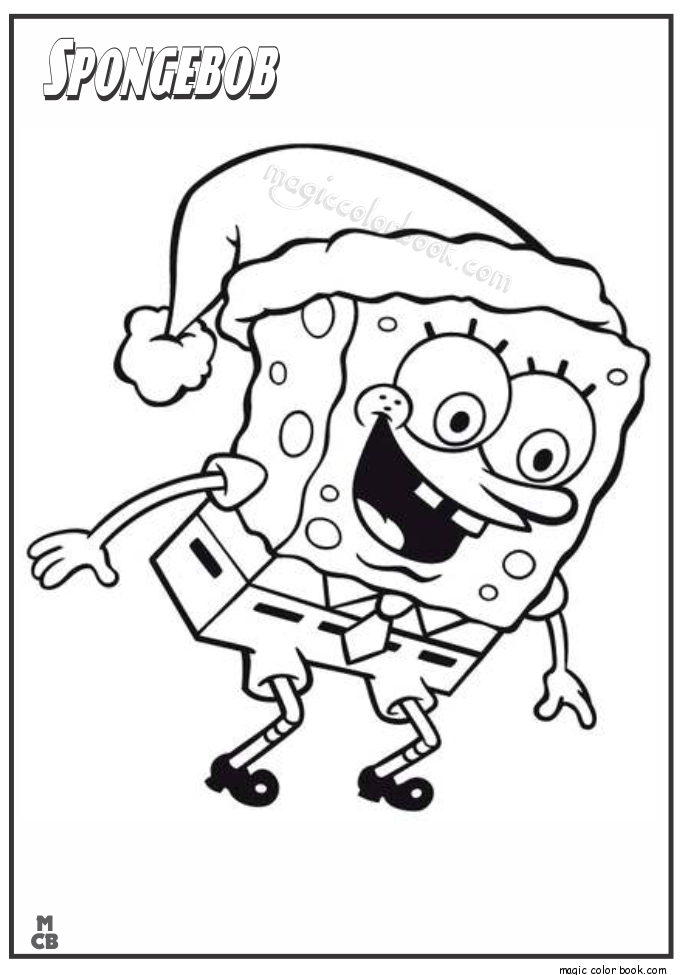 Pin de Magic Color Book en Christmas Coloring pages | Pinterest