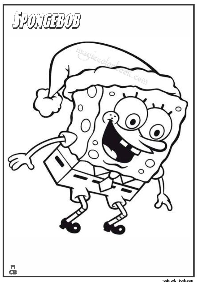 Pin von Magic Color Book auf Christmas Coloring pages | Pinterest