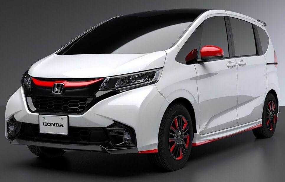 Arista Honda Jakarta Kabar Angin Dan Sampai Saat Ini Masih Bisa Dipercaya Bahwa Honda Sudah Menyiapkan Generasi Honda Freed Terbaru M Mobil Mpv Mobil Honda