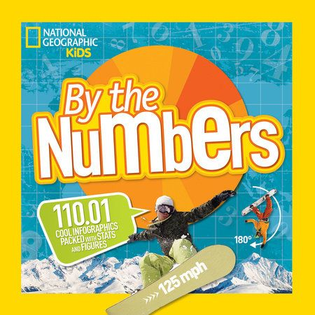 Boost your math-brain power! Discover the amazing world of numbers and the real-world wonders they represent through creative, totally
