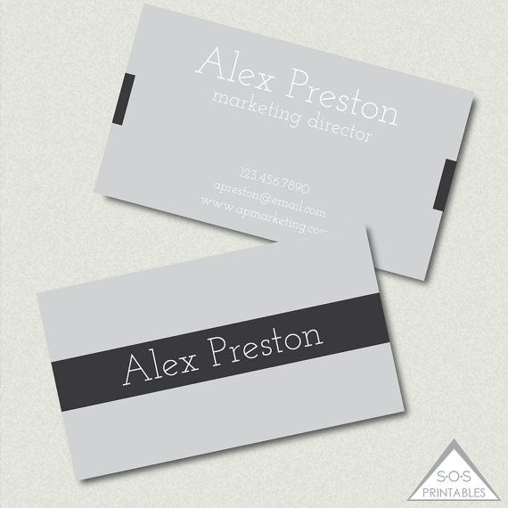 Printable business card neutral gray stripe business cards simple printable business card neutral gray stripe business cards simple business card basic colourmoves Images