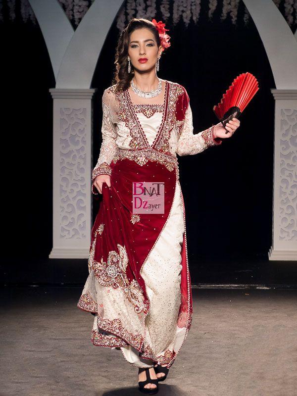 Les robes de fiancaille 2018 en algerie