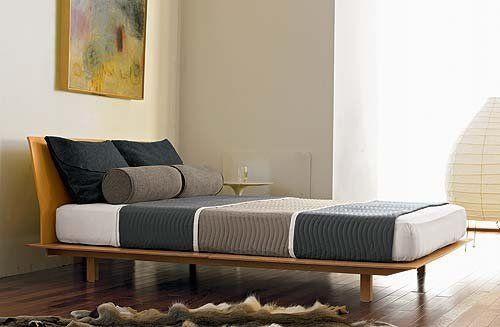 Scavenger: DWR Leggero Platform Bed for $1200   Platform beds ...
