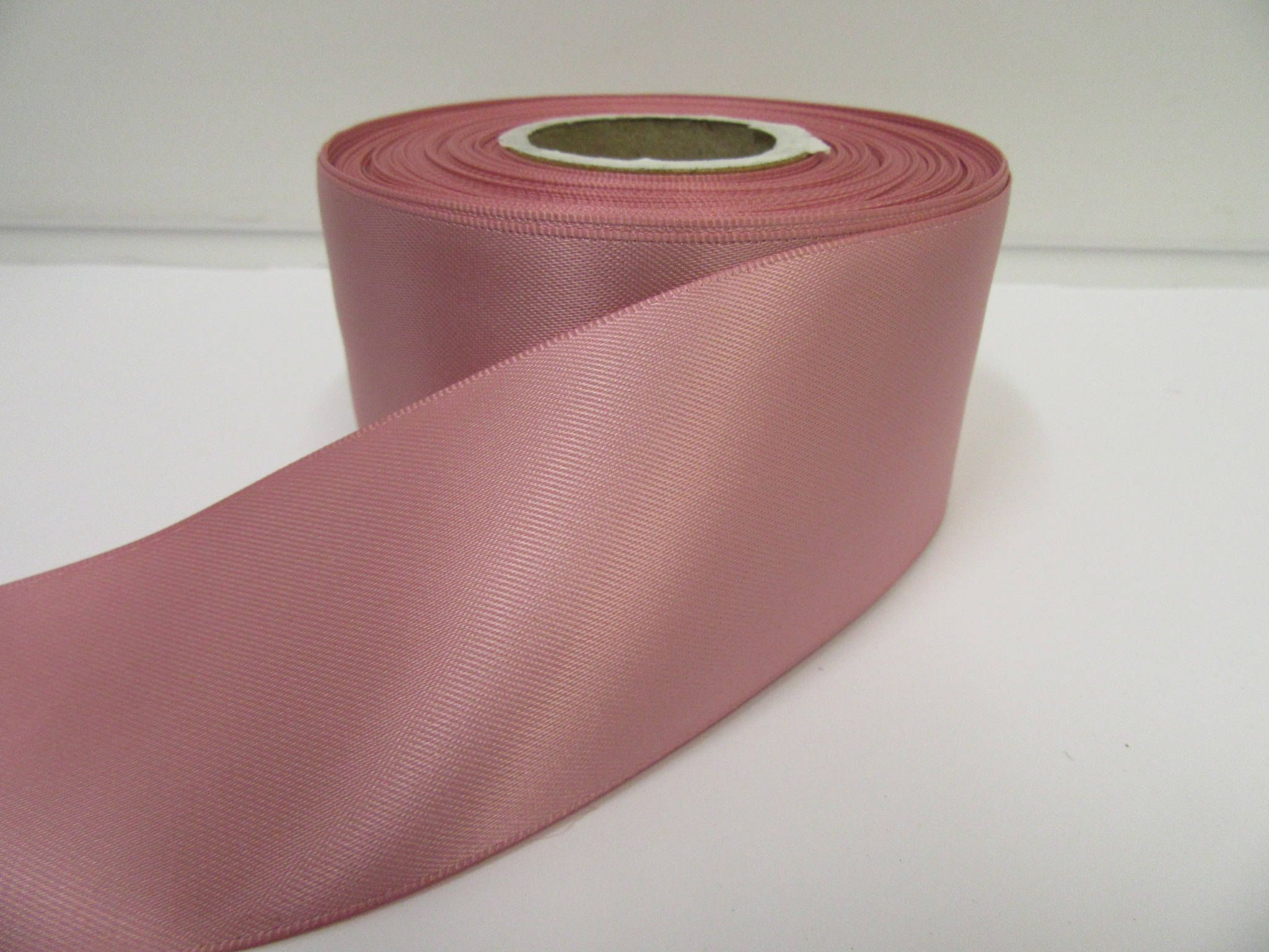 All Colours Double faced Satin Ribbon 10MM 50 METRE ROLLS