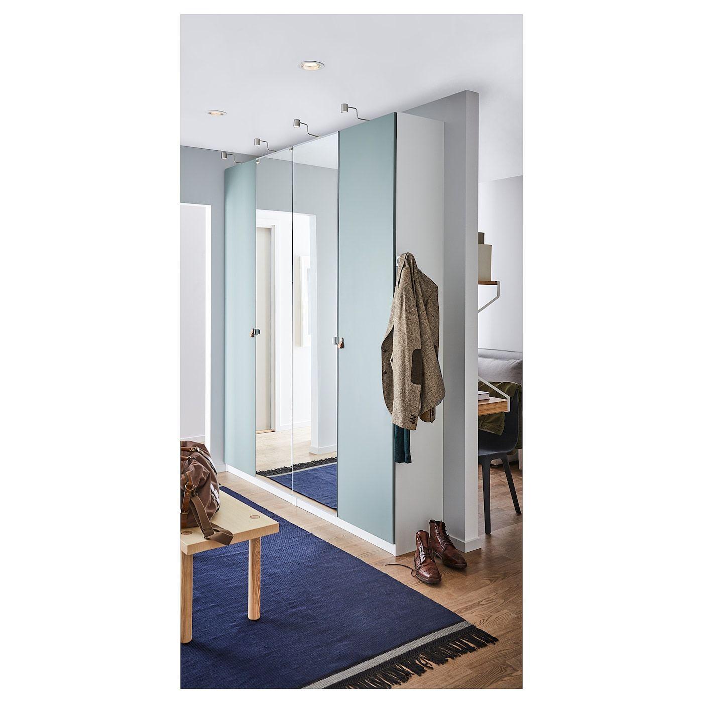 Pax Wardrobe White Reinsvoll Vikedal 78 3 4x15x93 1 8 Mit