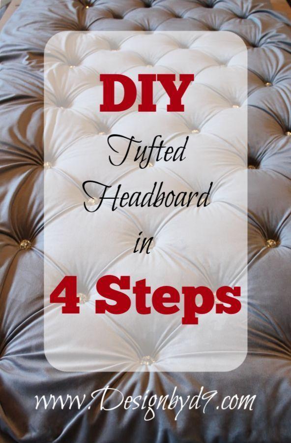 Download Cool DIY Headboard from designbyd9.com