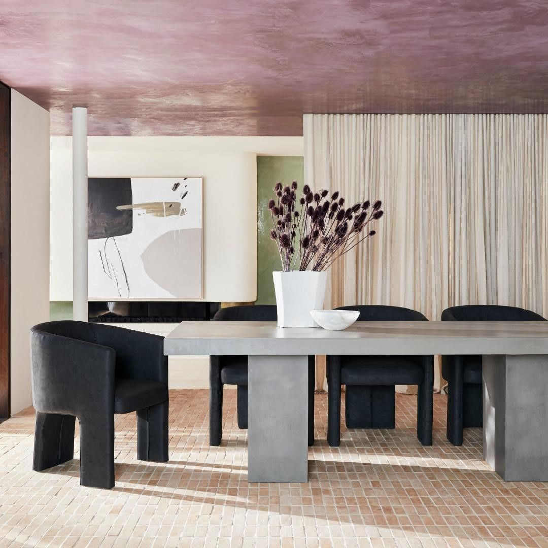 21++ Coco republic dining table and chairs Top
