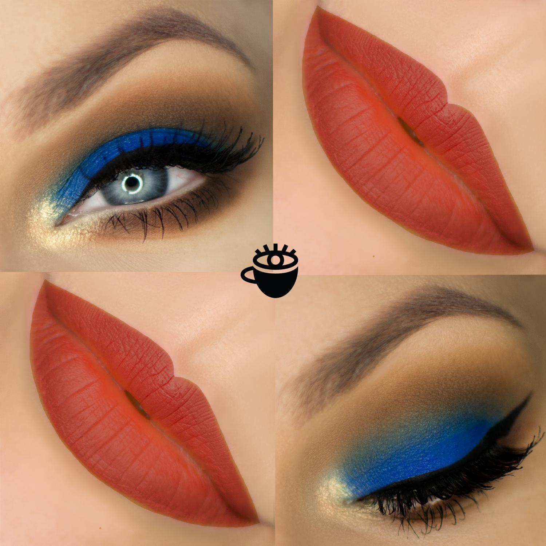 Sapphire Night Makeup Tutorial Makeup Geek