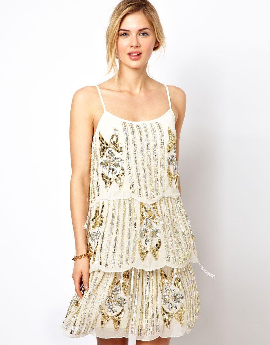 Frock and Frill dress, Asos, Gatsby, roaring 20s   Gatsby   Pinterest
