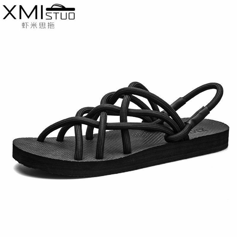41a409c47ba2 Men Shoes Sandals Sandalias Men 2018 Casual Sandals Summer Sandals Men  Stylish Soft Bottom Breathable -in Men s Sandals from Shoes on  Aliexpress.com ...