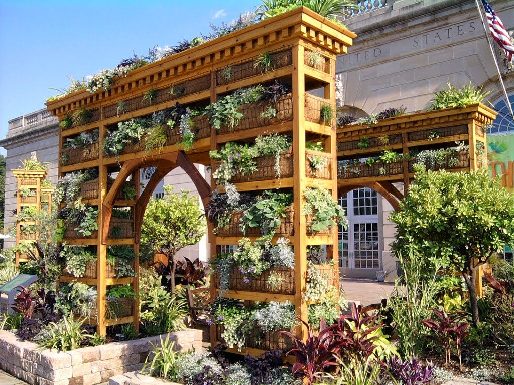 Best Staycation Cities - Washington D.C. United States Botanic ...