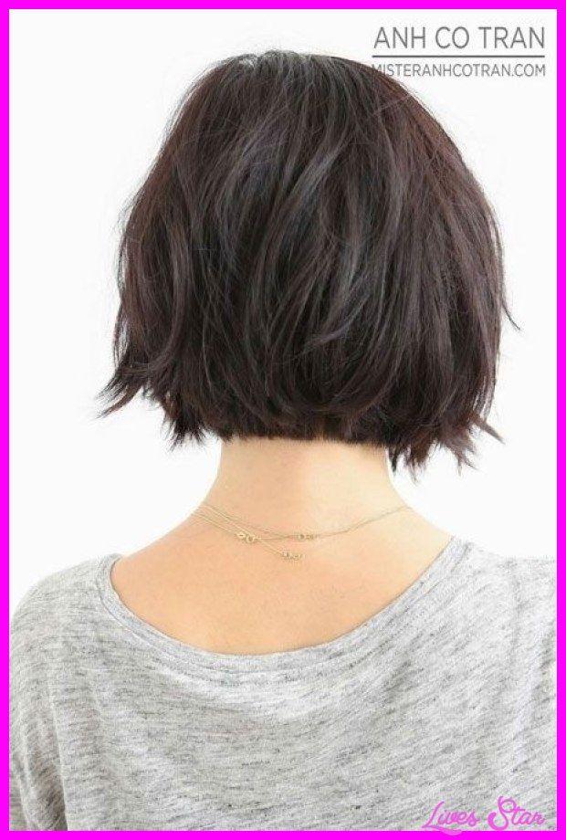 Cool Medium Bob Haircuts Back View Lives Star Pinterest
