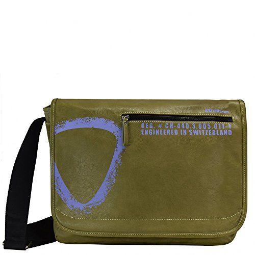 Strellson Paddington Messenger 38 cm light green - http://on-line-kaufen.de/strellson/light-green-strellson-paddington-messenger-lh-cm