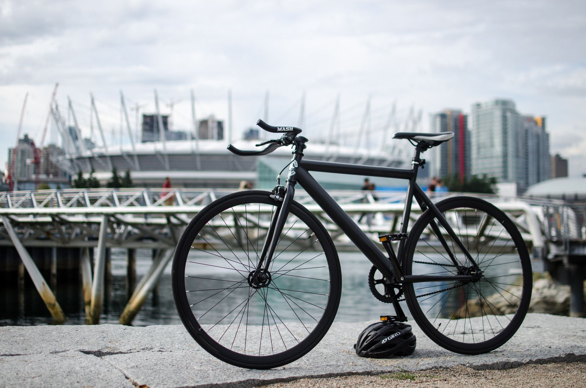 The City Type 001 Los Angeles Fixed Gear Bicycle