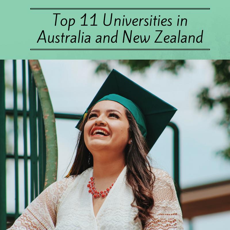 Top 11 Universities In Australia And New Zealand Bookmyforex Com