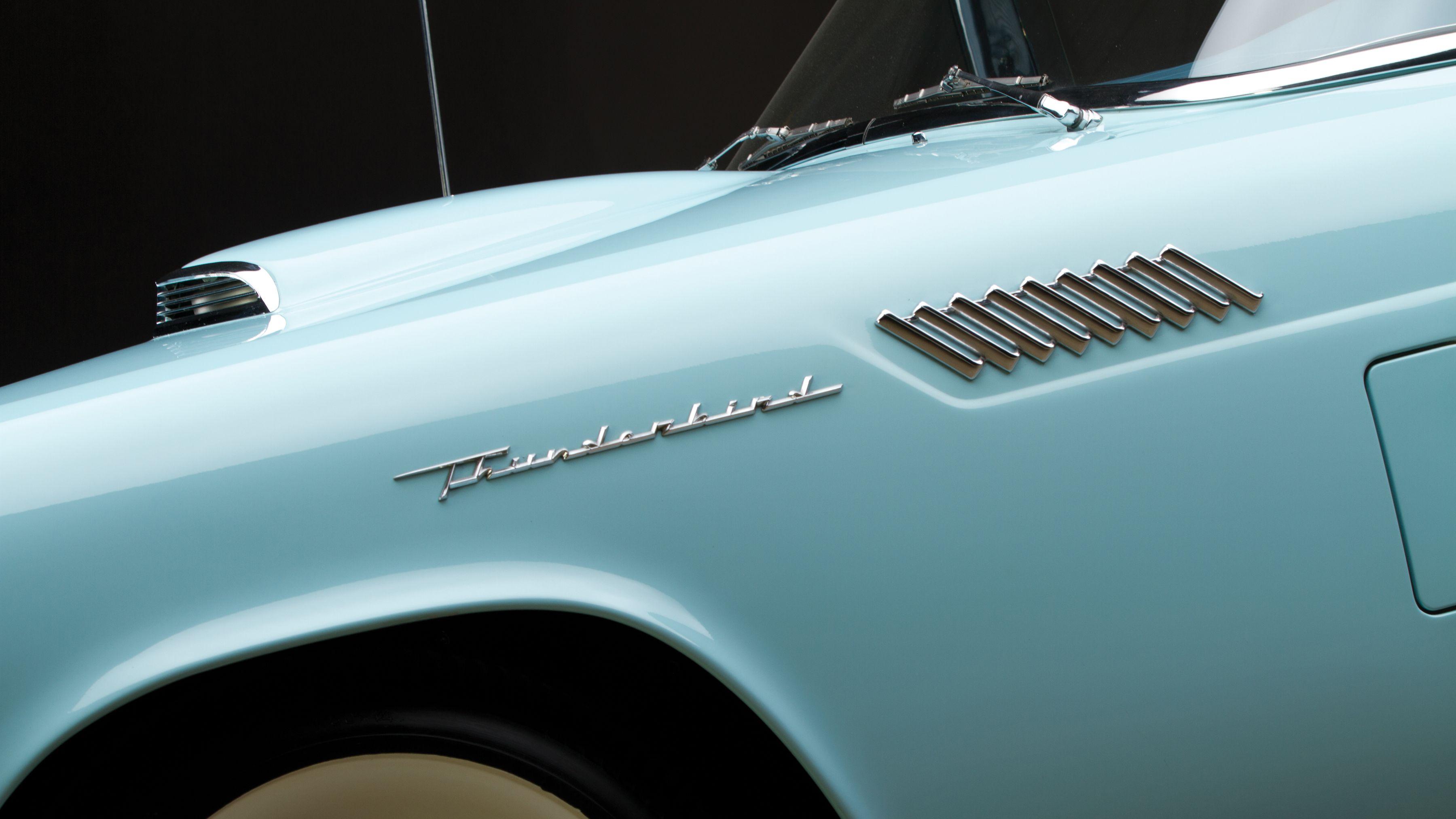 Ford Thunderbird E Code 1957