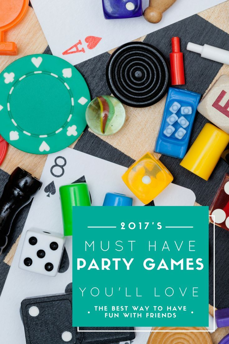 20 best party games