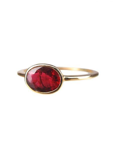 Conroy & Wilcox Ruby Ring