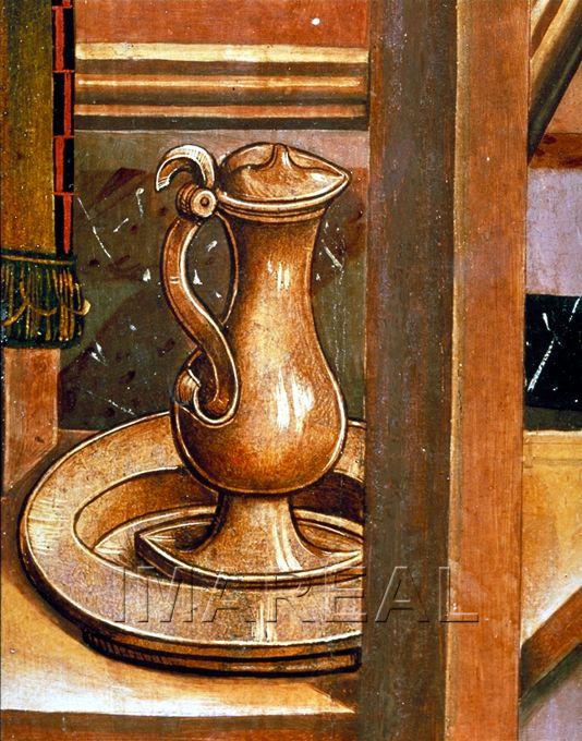 Tod Mariens Kunstwerk: Temperamalerei-Holz ; Einrichtung sakral ; Flügelaltar ; Kärnten ; Himmelfahrt2:06:001-010 , Himmelfahrt2:23:037-054  Dokumentation: 1445 ; 1455 ; Klagenfurt ; Österreich ; Kärnten ; Landesmuseum Kärnten  Anmerkungen: 131,9x129,1