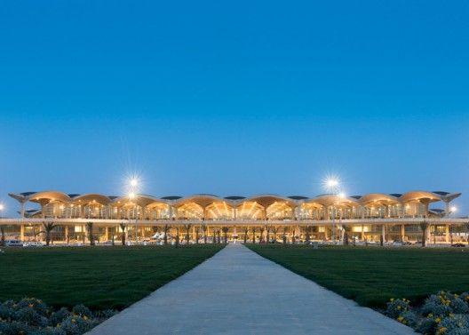 Foster + Partners Jordania Airport