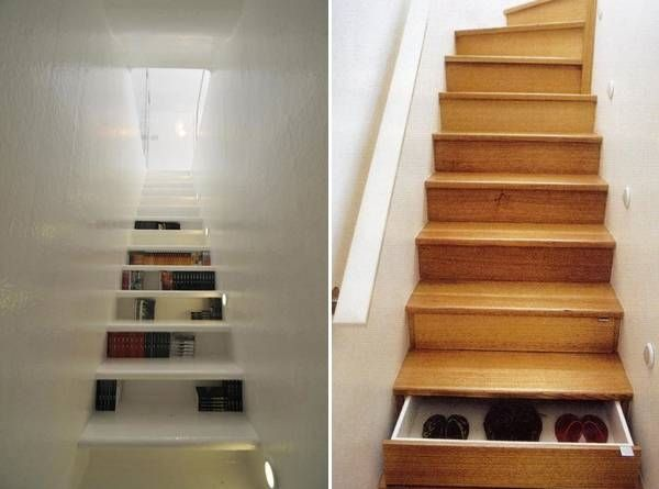 Scale interne in muratura cerca con google casa passiva stair storage staircase storage e - Scale interne in muratura ...