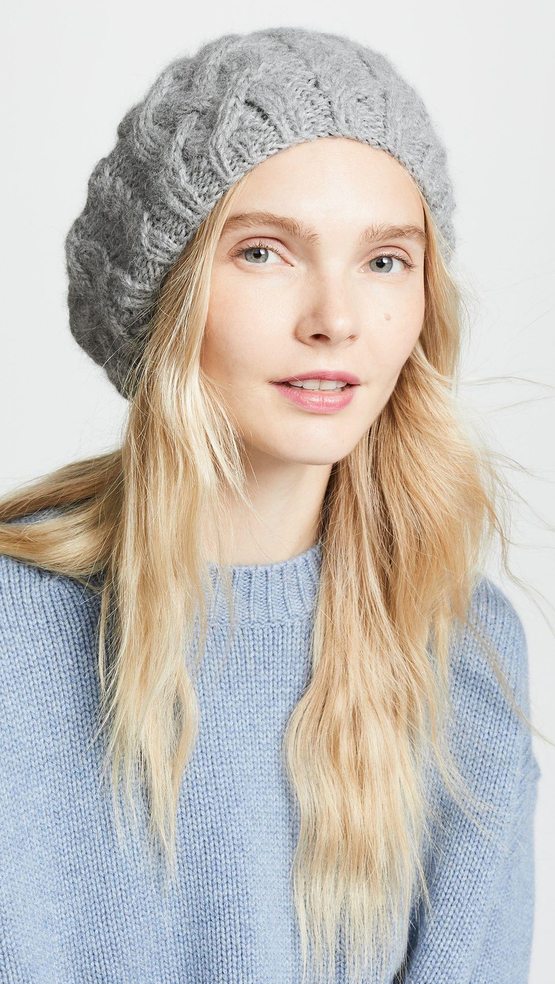 9a18e648769a9 Eugenia Kim Jamie Beret Hat