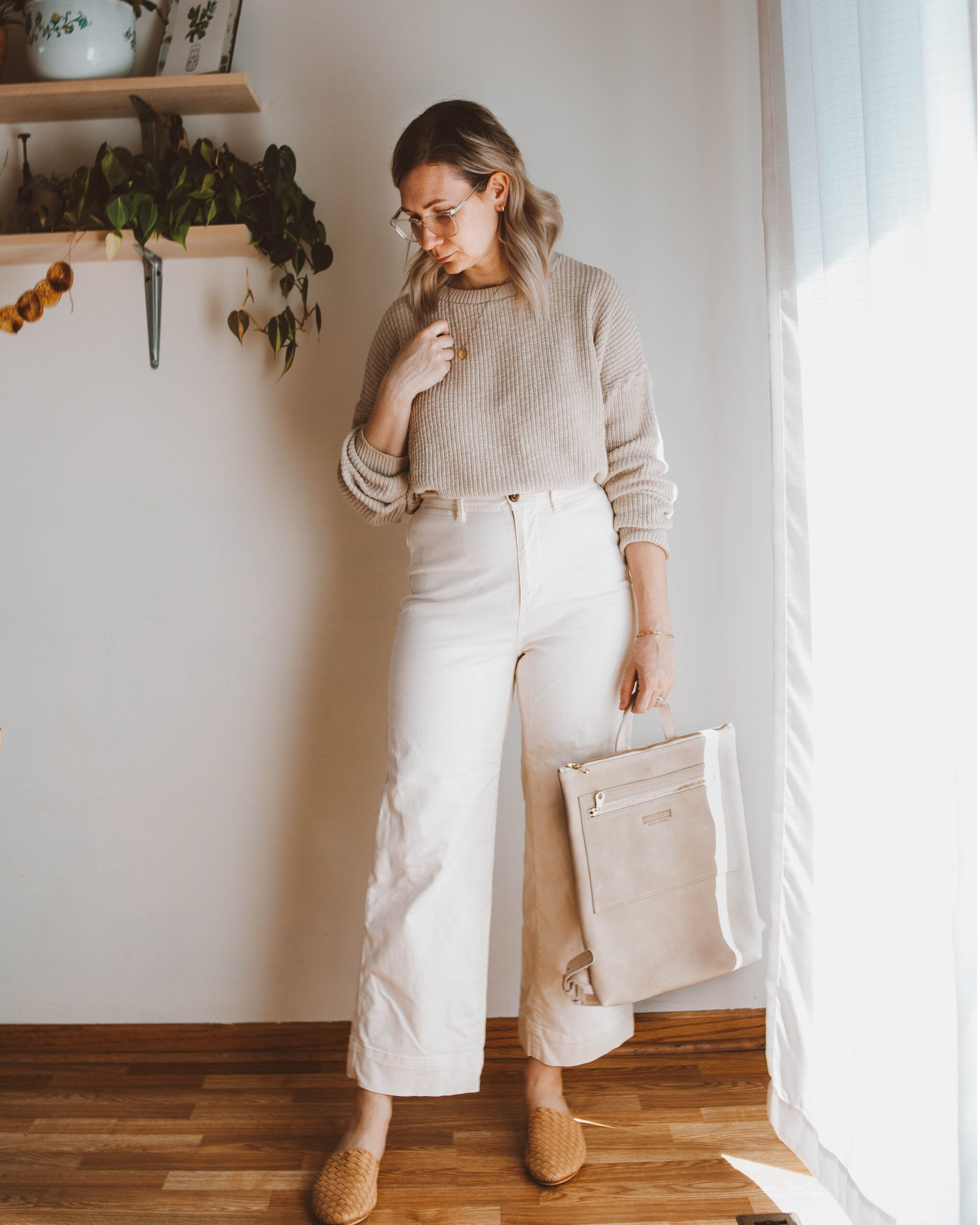 Spring Outfits I wish I was Wearing: Styling Neutral Outfits | Truncation