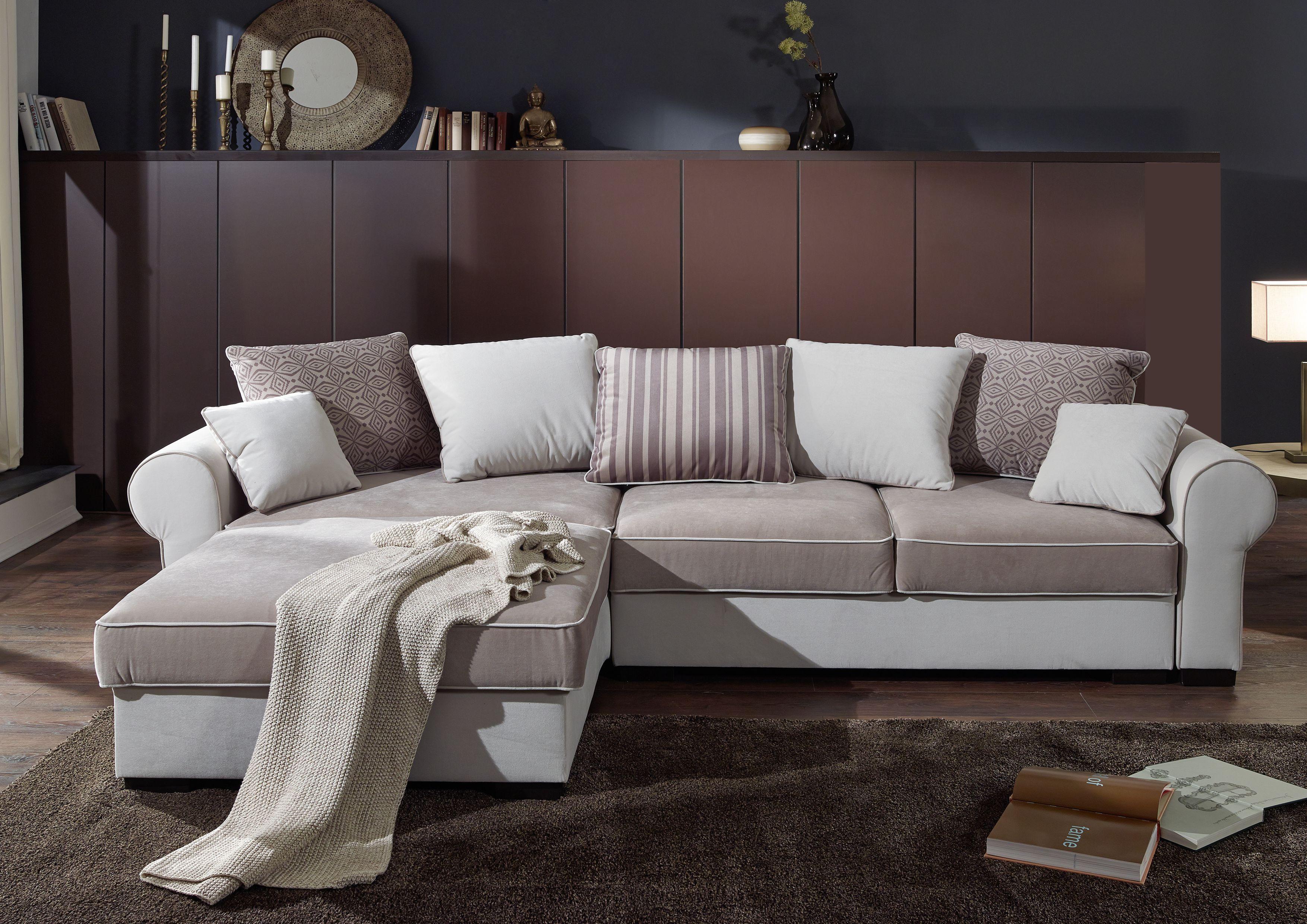 Wohnzimmer Klassisch ~ Klassische eckcouch mit schlaffunktion sofa couch möbel