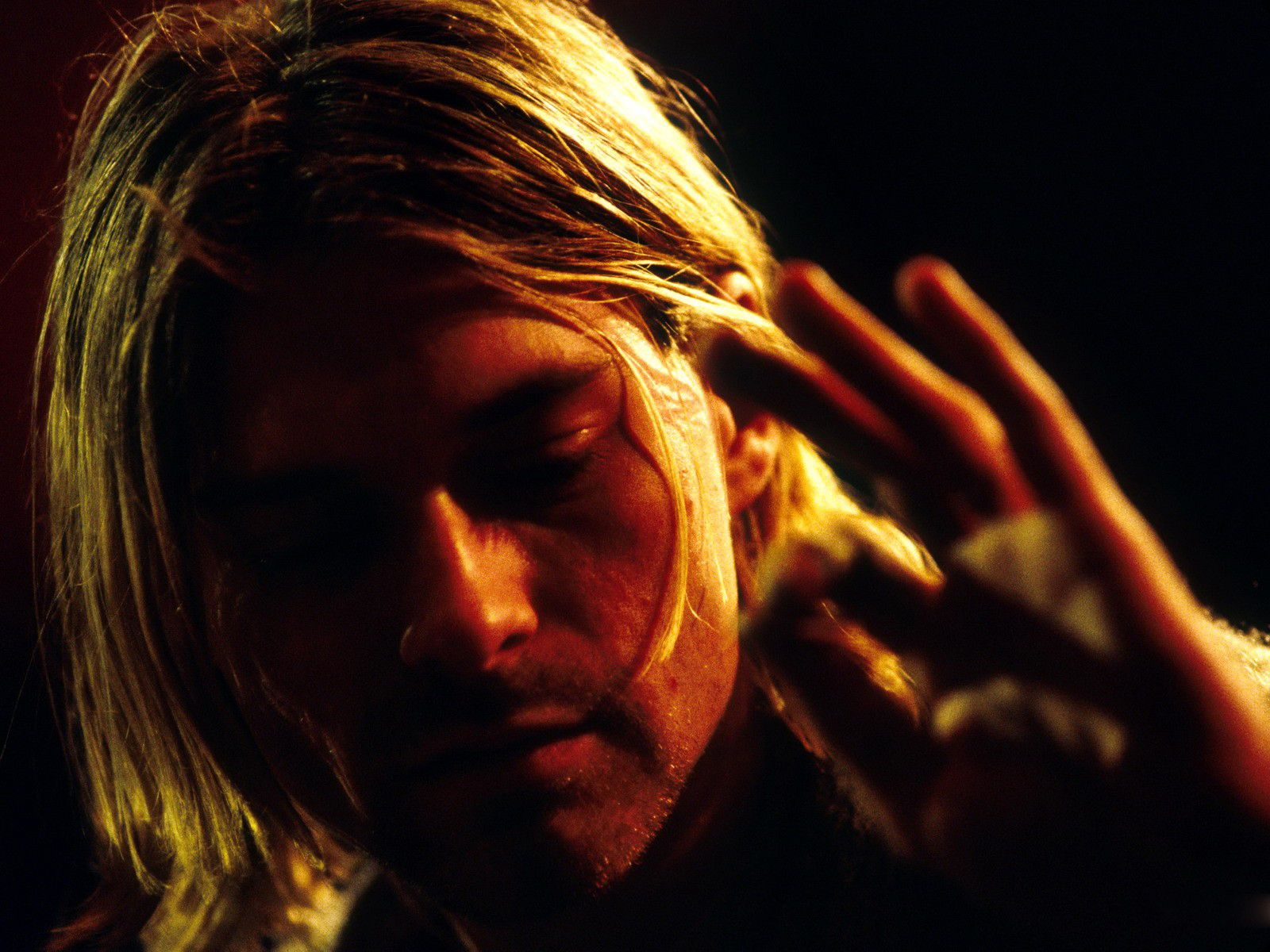 Nirvana Guitarist Sign Background Letters X Hd Wallpapers