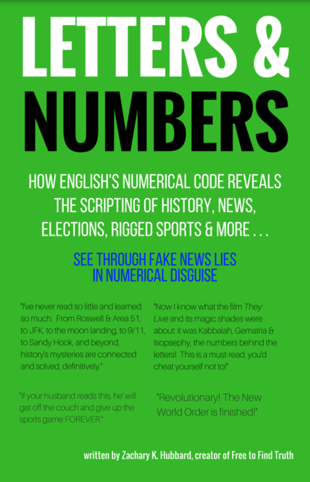 Letters Numbers Ebook 2nd Edition Letters And Numbers Letters Number Of The Beast
